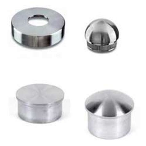 Stainless steel tube (316) satin finish. Stainless Steel Railing Fittings - Steel Railing Pipes Manufacturer from Mumbai
