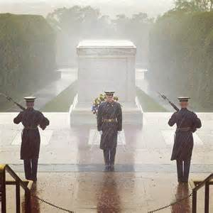 Tomb of Unknown Soldier Sandy