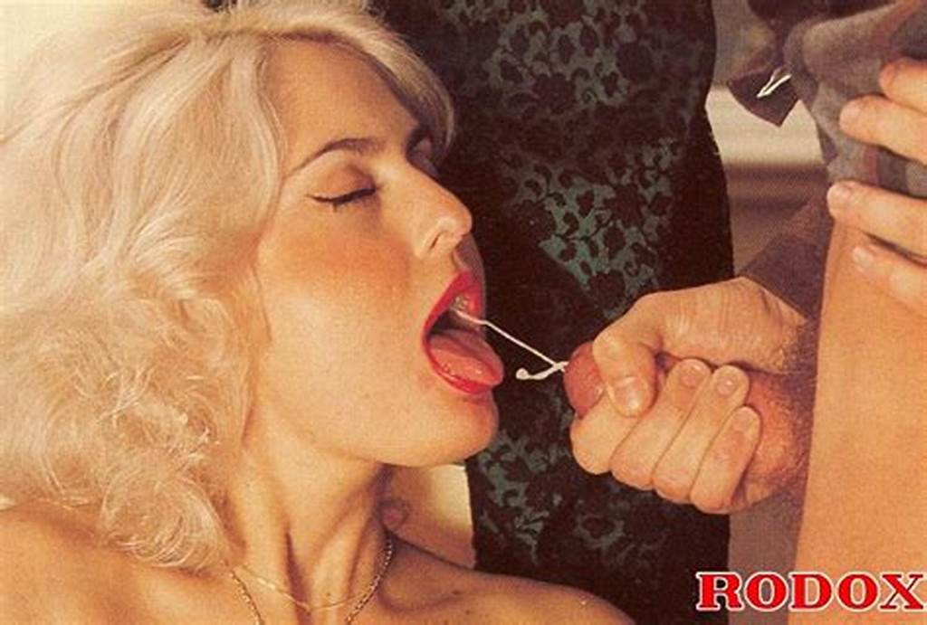 #Blonde #Retro #Lady #Gets #Fucked #In #Both #Her #Holes #At #Once