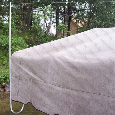 Boat Lift Canopy Covers by Keep Birds Your Boat Lift Canopy Cover Dock Ideas