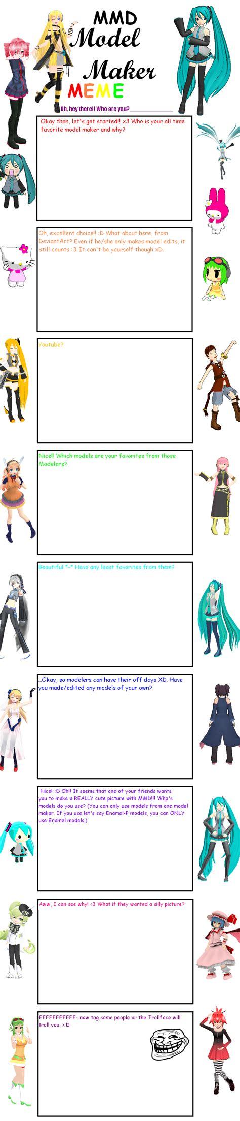 Blank Meme Maker - mmd model maker related keywords mmd model maker long tail keywords keywordsking