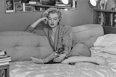 books loved  hollywoods golden era stars  marilyn
