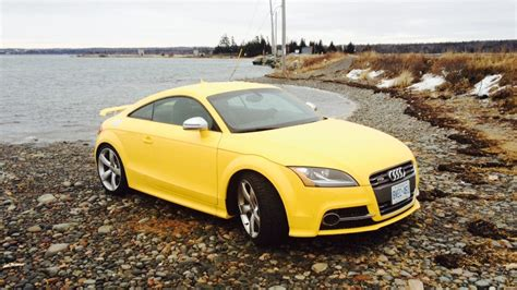 Audi Tts Competition Edition Review Top Speed