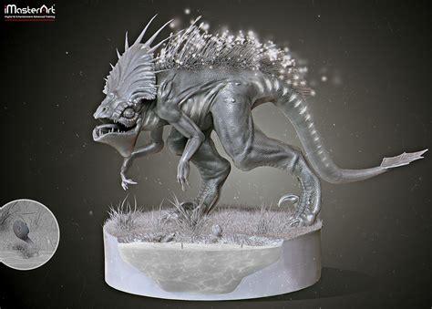 Creature Design by Andrea Sabolo - Advanced Digital Artist ...