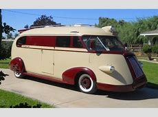 Crazy Custom RV 1941 Western Flyer