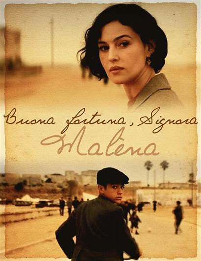 Malena Monica Bellucci Movies Italian Maria Actress