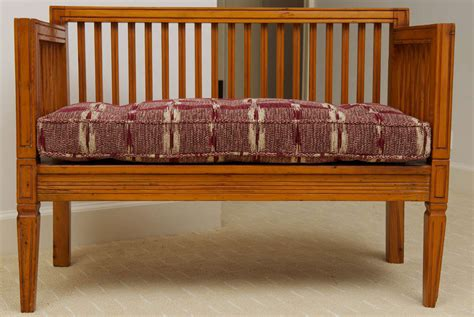 Childrens Settee by Swedish Neoclassical Style Child S Settee At 1stdibs