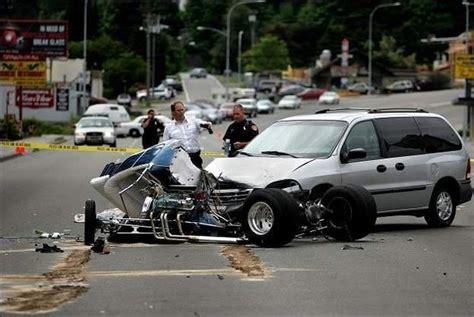 1 Dead, 2 Injured In Motorcycle Crash In Burnham