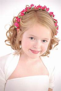 Latest Wedding Hairstyles For Little Kids Girls