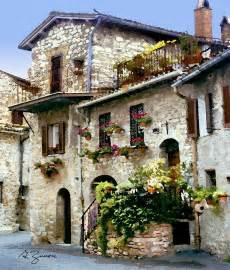 Italian Stone Houses in Italy