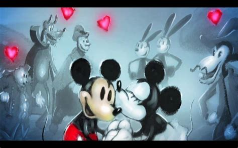 Pixar Planet View Topic Epic Mickey
