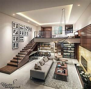 5 mẫu thiết kế căn hộ thông tầng cho nhà có diện tích nhỏ