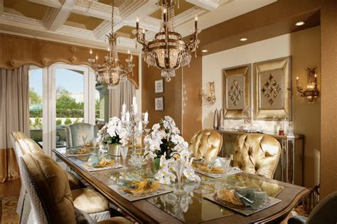 20 Opulent And Luxurious Dining Rooms (with Pictures