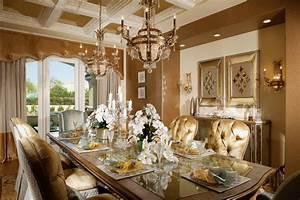 21 Luxurious Dining Room Design Inspiration