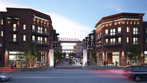 Appartments In The City by Steelyard Apartments Rentals Oklahoma City Ok