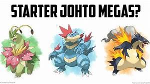 Pokemon Omega Ruby and Alpha Sapphire - Will Johto Starter ...