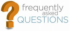 Frequently Asked Questions | The Domestic Goddess Wannabe