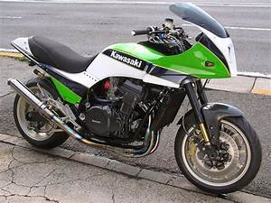 Racing Caf U00e8  Kawasaki Gpz 1100  2 By Auto Magic