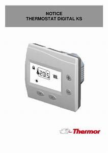 Multimetre Digital Mode D Emploi : mode d 39 emploi thermor thermostat digital ks trouver une ~ Dailycaller-alerts.com Idées de Décoration