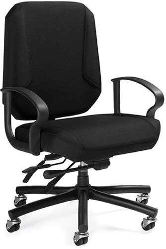 500 lb heavy duty office chair global robust 2527 heavy duty office chair with multi