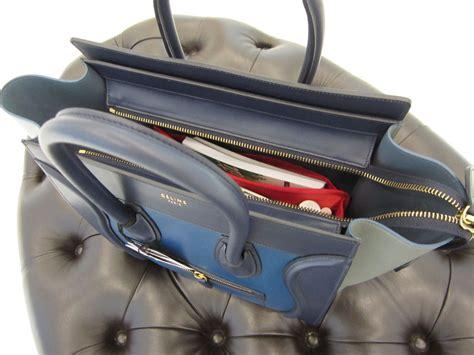 purse organizer insert  celine mini luggage photo cloversac
