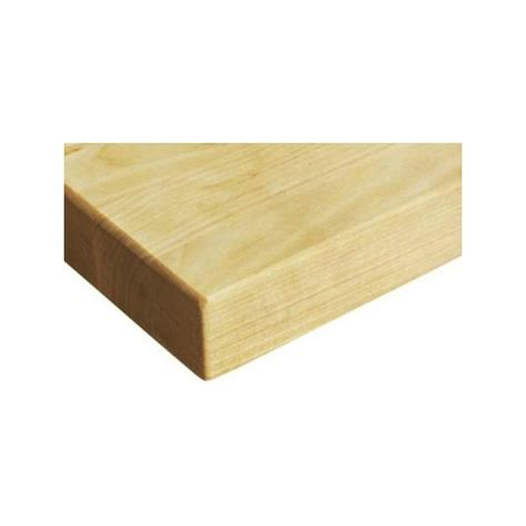 Any Size Beech Wood Butcher Block Table Tops  Table Base