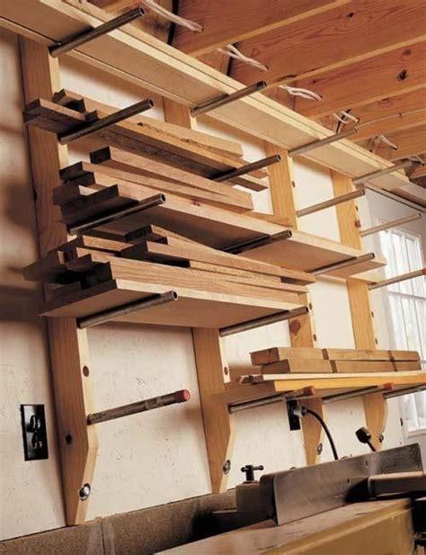 lumber rack ideas 30 lumber storage rack design studio workshop
