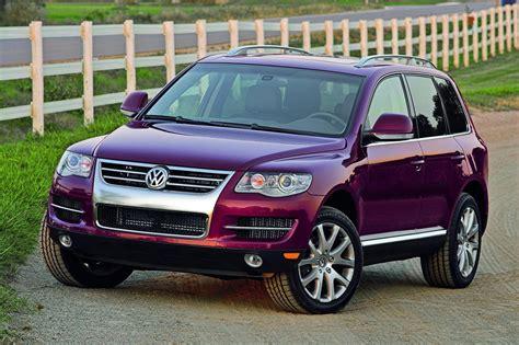2009 Volkswagen Toaureg V6 TDI | Top Speed
