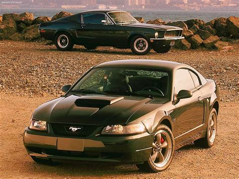 Ford Mustang 1994 2004 4th Generation Amcarguidecom
