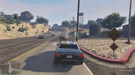 Grand Theft Auto V Playstation 4 Gameplay ( 1080p Hd