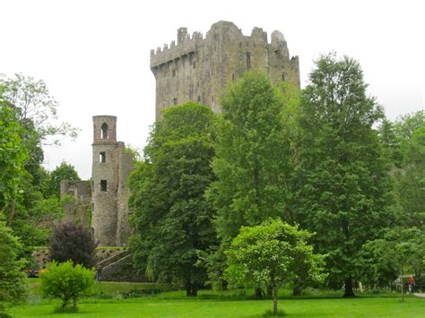 I Visited The Blarney Castle But Didnt Kiss The Stone