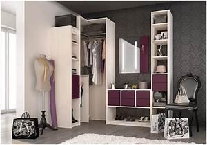Dressing Chambre Enfant : rangement de chambre les astuces idees decoration deco tendency ~ Teatrodelosmanantiales.com Idées de Décoration