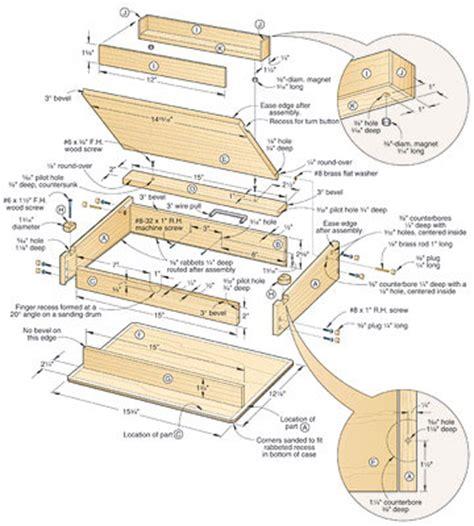 woodwork lap desk woodworking plans  plans