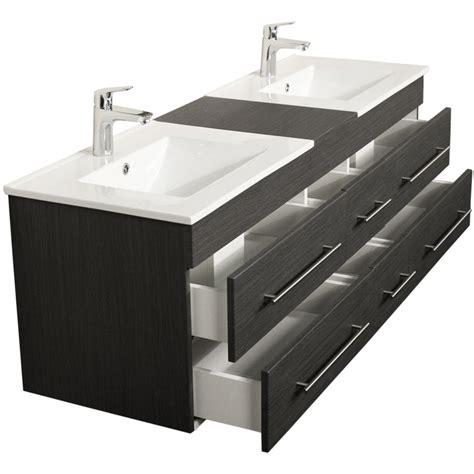 meuble salle de bain vasque roma xl charbon antique romaxl000204de salle de bain wc