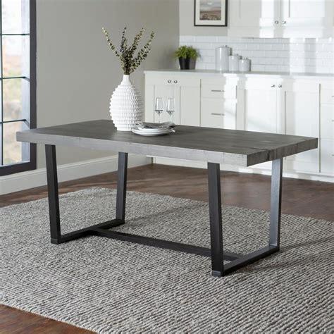 walker edison furniture company   grey rustic