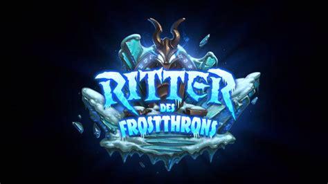 ronsens frozen throne midrange hunter hearthstone deck guide