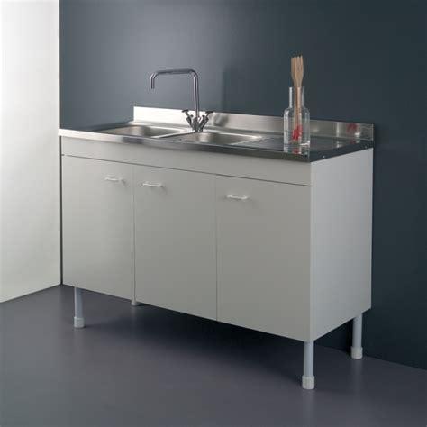 Lavelli Da Cucina Con Mobile by Mobile Sottolavello Cucina 120x60 3 Ante Per Lavello