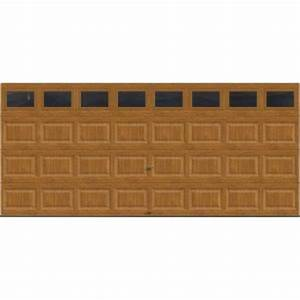 clopay premium series 16 ft x 7 ft intellicore insulated With 16 x 9 insulated garage door