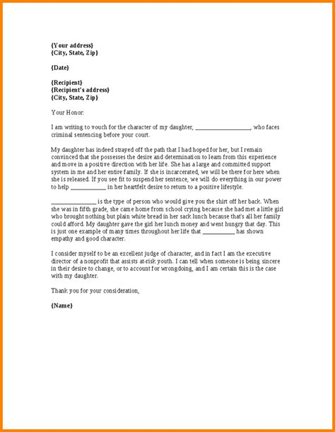 exle reference letter for resume 4 character reference letter for child custody resume reference