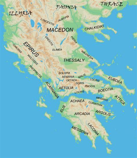 regions  ancient greece wikipedia