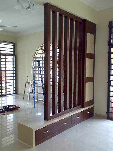 Renovation Penang Butterworth  House  Office Divider And