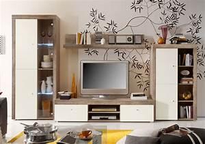 Wohnwand Sofort Lieferbar : wohnwand lamount c 334x191x50cm eiche magnolie schrankwand schrank led wohnbereiche wohnzimmer ~ Eleganceandgraceweddings.com Haus und Dekorationen