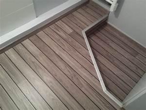 parquet pont de bateau escalier escalier bois escalier With parquet pont de bateau gris