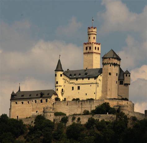Burgen Und Schlösser Wie Im Märchen  Orte Der
