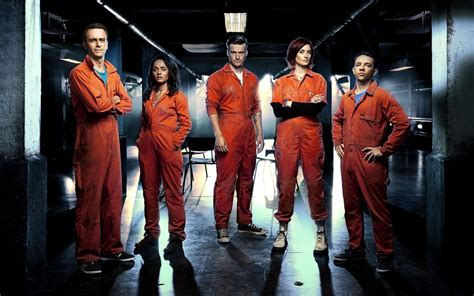 British Television Show - Misfits Series 5 HD Wallpaper ...