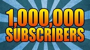 Enzoknol 1 000 000 Subs