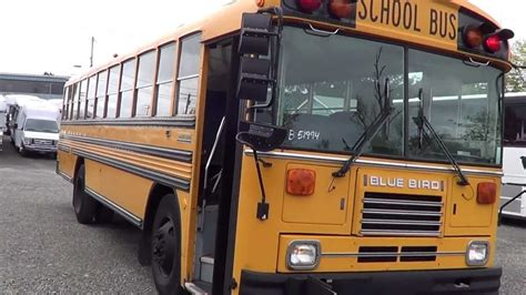 northwest bus sales  blue bird  row school bus  sale  youtube