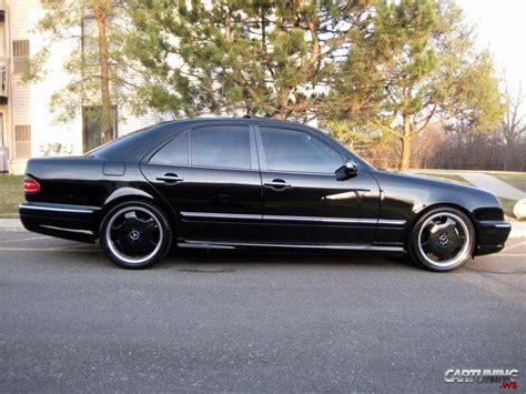Tuning Mercedes-Benz E55 AMG W210