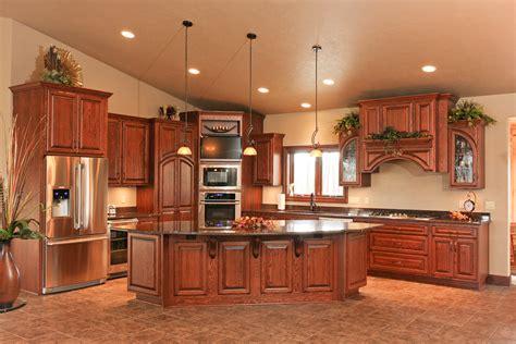 kitchen decor idea custom kitchen cabinets as you wish boshdesigns com