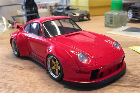 Porsche 911 Rwb Kit by 1 24 Rwb Porsche 993 Wide Kit Hd03 0373 Hobby Design
